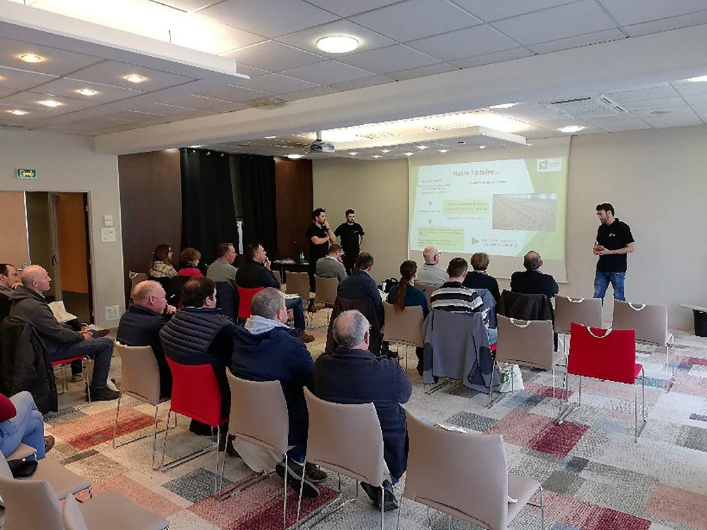 Réunion d'information photovoltaïque dans le Finistère