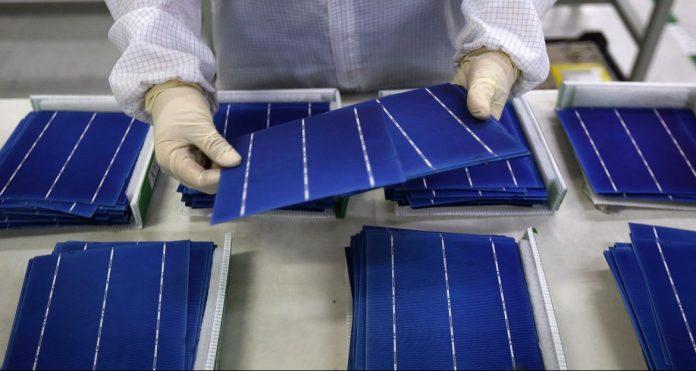 Fabrication panneaux solaires | cellules solaires