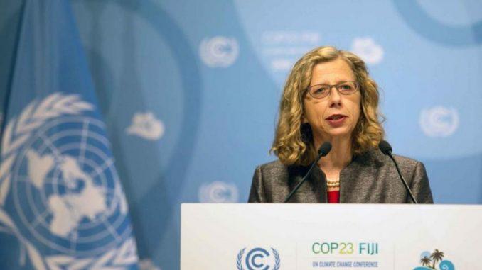 Inger Andersen - Programme des Nations Unies pour l'environnement