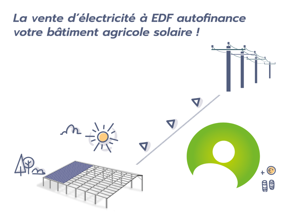 revente électricité EDF