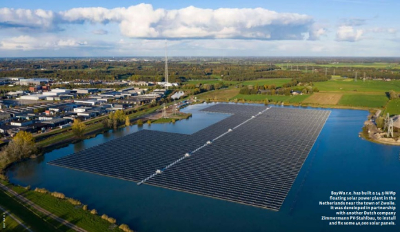 relance pv photovoltaïque