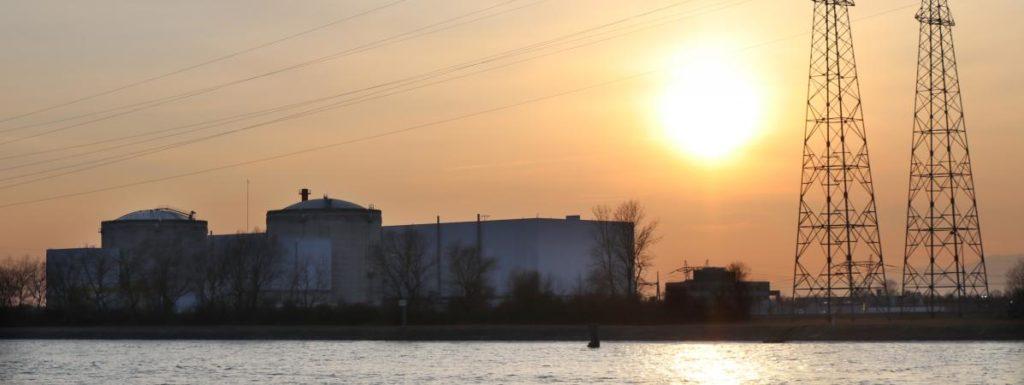 La fermeture de la centrale de Fessenheim