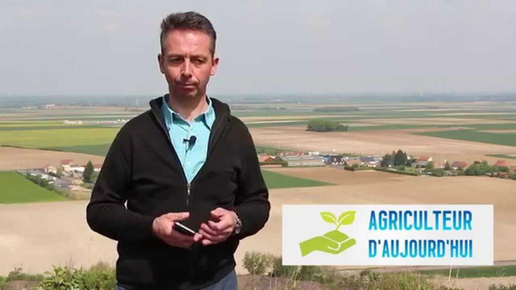 Thierry agriculteur d'ajourd'hui