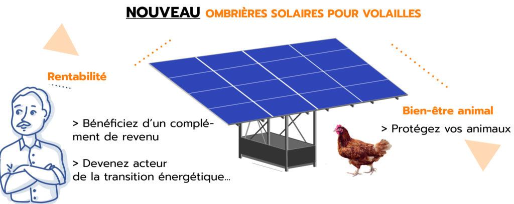 omrbrieres solaires pour parcours volailles
