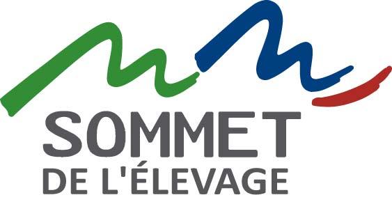 Logo Sommet de l'élevage 2020