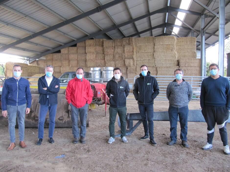 Ouest France photovoltaïque agricole