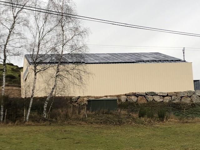 Vincent Bresson - Bâtiment agricole solaire