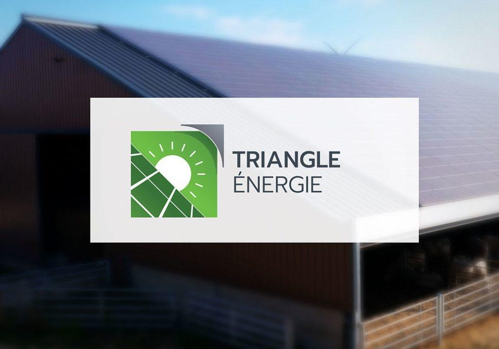 Triangle Énergie leader du photovoltaïque agricole en France