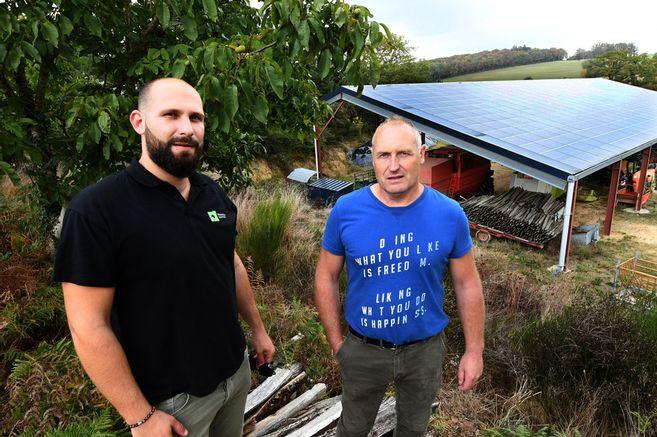 photovoltaïque agricole en Creuse
